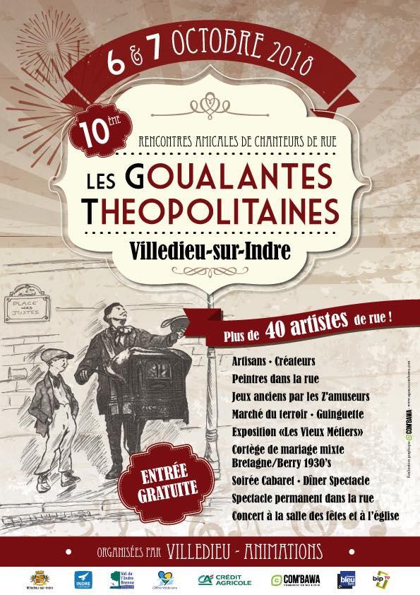 Les Goualantes Théopolitaines - Villedieu sur Indre